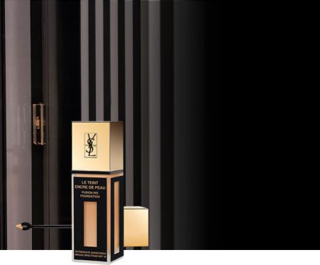 Новинка осени 2014 YSL - Fusion Ink Foundation
