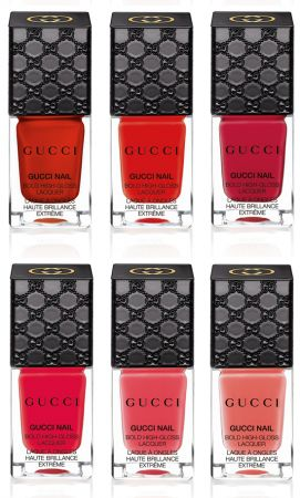 Коллекция Gucci Beauty осень 2014