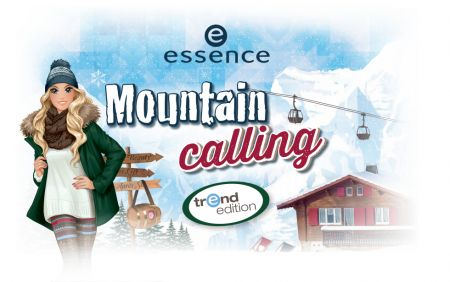 Коллекция зимы 2014/2015 Essence - Mountain calling