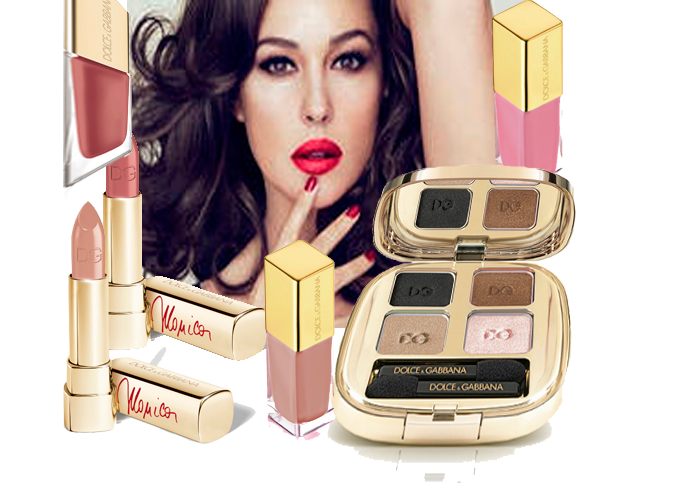 Dolce&Gabbana-True-Monica-Makeup-Collection