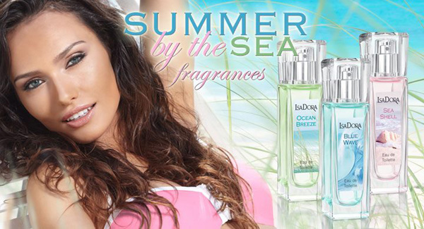 Isadora Summer by the Sea Collection 2013