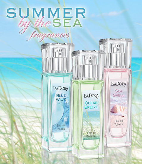 Isadora Summer by the Sea Collection 2013_1