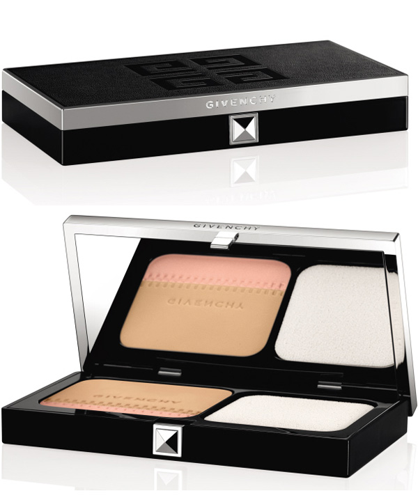 Givenchy Fall 2013 Teint Couture Foundation & Compact Powder