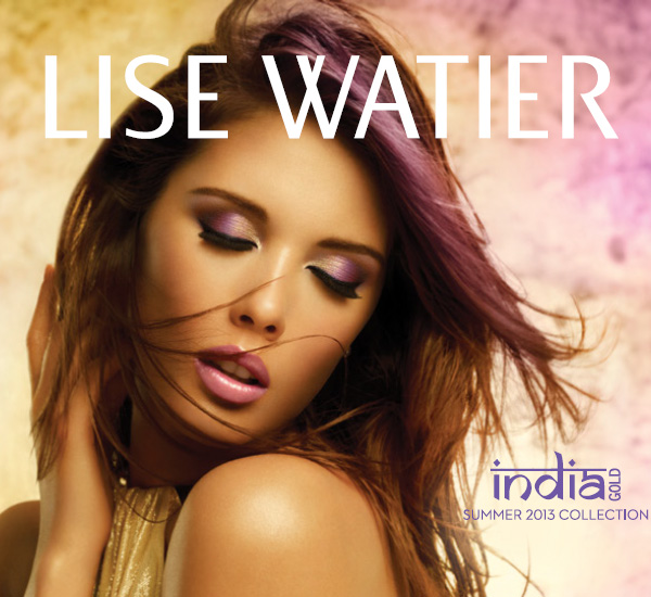 Lise-Watier-Summer-2013-India-Gold-Collection-1