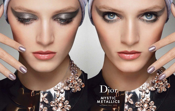 Dior Fall 2013 Mystic Metallics Collection