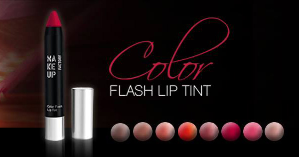 Make Up Factory Summer 2013 Color Flash Lip Tint
