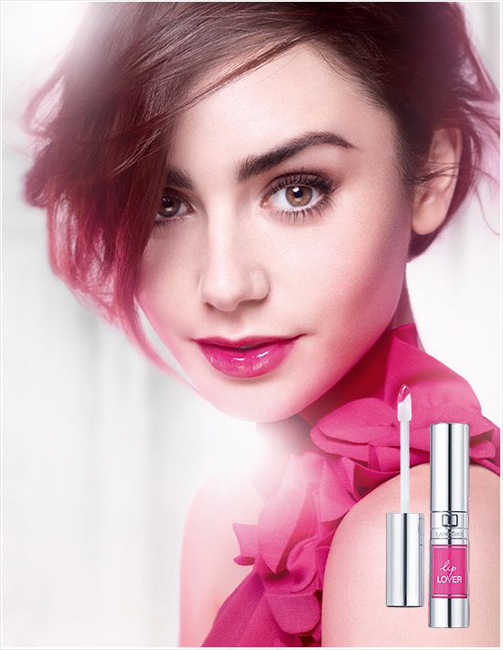 Lancome-Lip-Lover-Lily-Collins