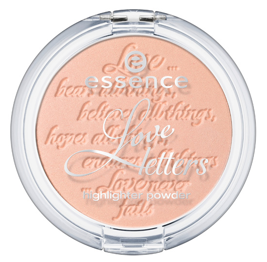 Essence-Spring-2014-Love-Letters-Highlighter-Powder