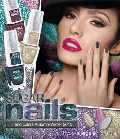 Isasdora-Sugar-Nails-Collection-Fall-Winter-2013-Promo