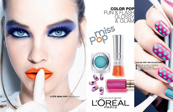 LOreal-Summer-2013-Miss-Pop-Collection-1