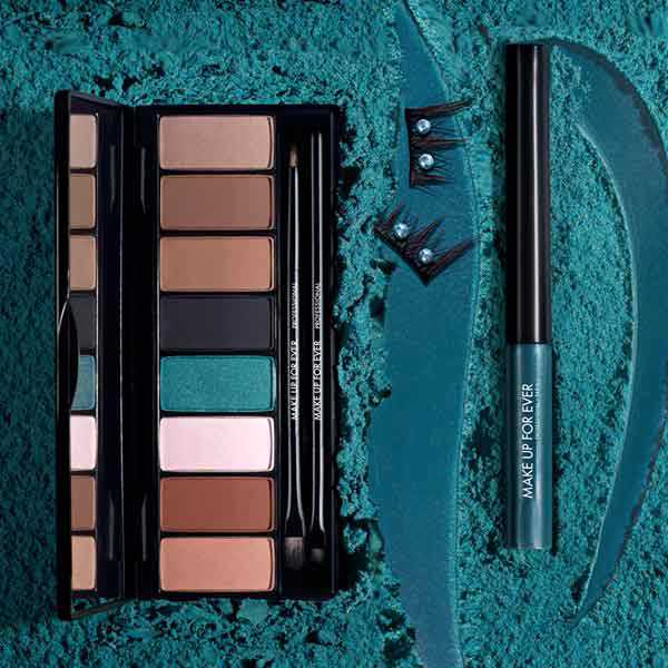 Make-Up-For-Ever-Fall-2013-Sepia-Blue-Collection-Promo