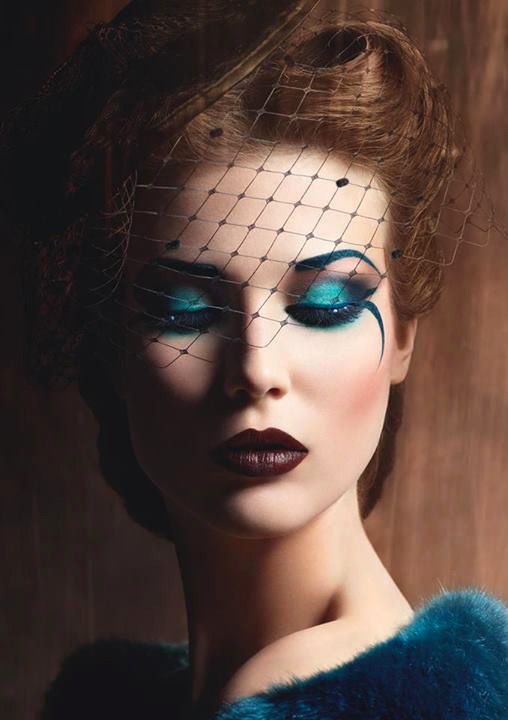 Make-Up-For-Ever-Fall-2013-Sepia-Blue-Collection