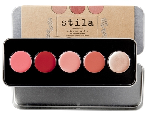 Stila-Makeup-Collection-and-Kits-for-Holiday-2013-eye-pencils-and-blushes